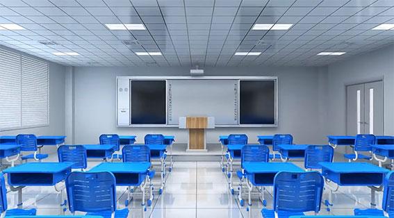 Bảng đen điện tử cho lớp học
