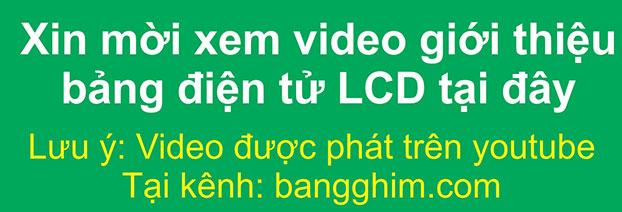 Giới thiệu Bảng đen điện tử LCD mã LCDQM26